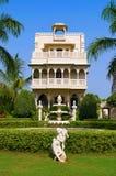Wewnętrzny widok Champaner dziedzictwa kurort, Halol, Gujarat zdjęcie royalty free