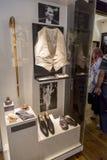 Wewnętrzny widok od Ataturk siedziby w Saloniki, Grecja obrazy stock