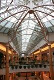 wewnętrznych centrum handlowe Obraz Royalty Free
