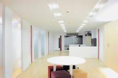 wewnętrzny nowożytny biuro Fotografia Stock