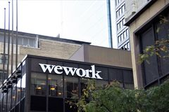WeWork Workspaces Sharing