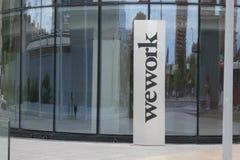 WeWork stock photos