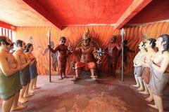 Wewurukannala Vihara near Dikwella, biblical Stock Photography