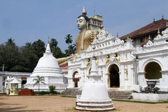 Wewurukannala Vihara Stock Images