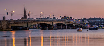 Wexford-Brücke Lizenzfreies Stockbild
