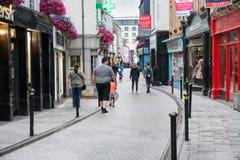 Wexford, cena da rua Foto de Stock Royalty Free