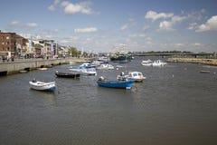 Wexford-Hafen stockfoto