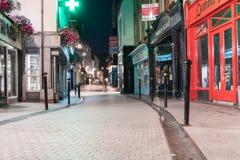 Wexford, Irlanda da cidade pequena Fotografia de Stock