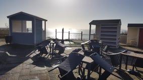 Weymouth atmosférico foto de stock royalty free