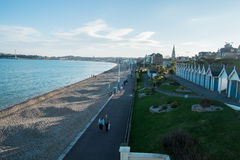 Weymouth Beach Royalty Free Stock Photos