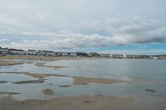 Weymouth Beach Royalty Free Stock Photo