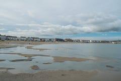 Weymouth Beach Royalty Free Stock Photo