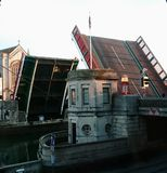Weymouth bridge Stock Photography