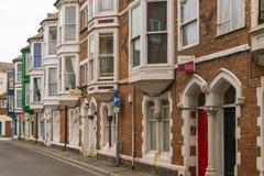 Weymouth, costa jurásica, Dorset, Reino Unido Fotografía de archivo