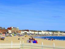 Weymouth, Dorset. Fotografia de Stock Royalty Free
