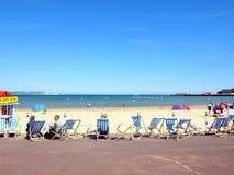 Weymouth Dorset. Arkivfoton