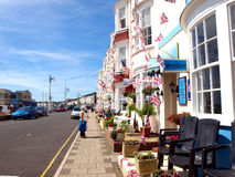 Weymouth, Dorset. imagens de stock royalty free