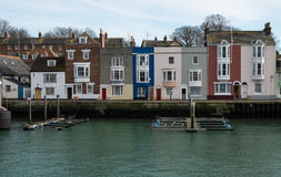 Weymouth Dorset royaltyfria foton
