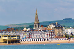 Weymouth Dorset Photo libre de droits
