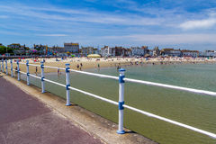 Weymouth Dorset Stockfoto