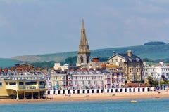 Weymouth Dorset Royalty Free Stock Photo