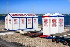 Weymouth, Dorset, Engeland Royalty-vrije Stock Afbeeldingen
