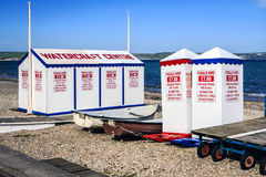Weymouth, Dorset, Inglaterra Imagens de Stock Royalty Free