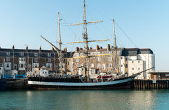 Weymouth Dorset Royalty Free Stock Images