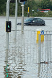 Weymouth floods Stock Image