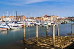 Weymouth Harbour Dorset Stock Photos