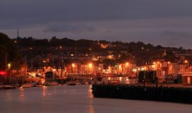 Weymouth Harbour England Royalty Free Stock Image
