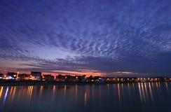 Weymouth Lazers над набережной в dorset Стоковые Фотографии RF