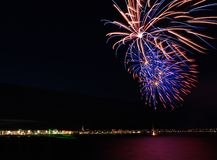 Weymouth seafront celebrations Stock Image