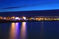 Weymouth seafront celebrations Stock Photo