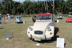 Wezenlijke Franse auto Royalty-vrije Stock Foto's