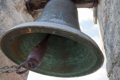 Wezwanie dzwon obraz stock