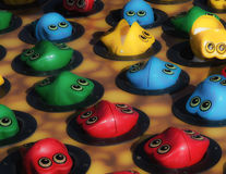 Whack A Mole at the Carnival Royalty Free Stock Images