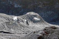 Whakaari of Witte Eilandkrater in Nieuw Zeeland royalty-vrije stock foto's