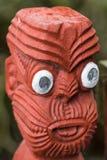 Whakarewarewa The Living Maori Village Stock Image