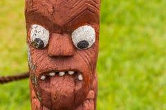 Whakarewarewa The Living Maori Village Royalty Free Stock Image