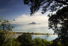 Whakatane, Neuseeland stockfotografie