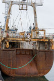 Whale catcher vessel Royalty Free Stock Images