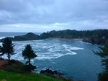 Whale Cove Bay royalty free stock photos