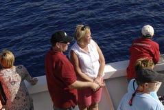 WHALE WATCHERS. Maui .Hawaii islands ,USA_Whale watcher from mainland USA thousands of tourists fro usa mainland on Maui island 08 January 2015 hoto by Francis stock photos