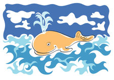 Whale01 Royalty Free Stock Photo