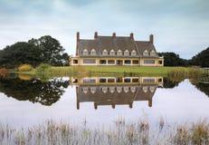 Whalehead Mansion Corolla North Carolina Outer Banks Stock Photos