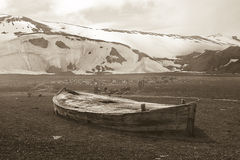 whalers станции Стоковая Фотография RF