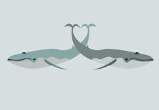 Whales Royalty Free Stock Images