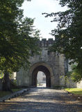 Whalley Abbey gatehouse Stock Photography