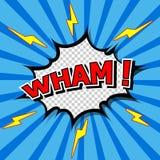 Wham! stock illustrationer